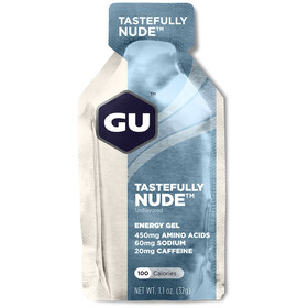 GU Energy Żele energetyczne - opakowanie 24 x 32g, Tastefully Nude